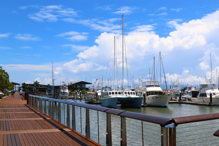 A section of the Esplanade walk
