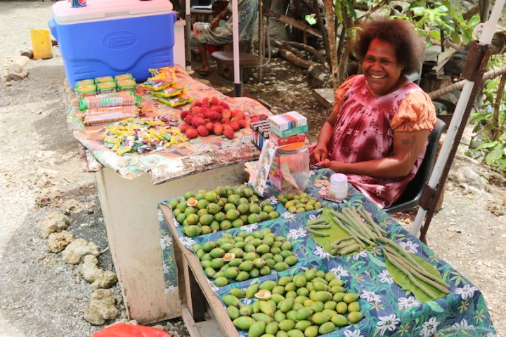 Lady selling Betel nuts