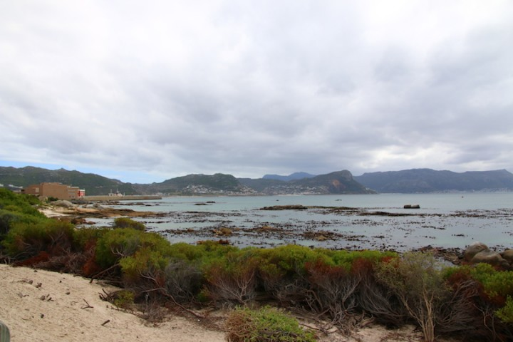 Simonstown in False Bay