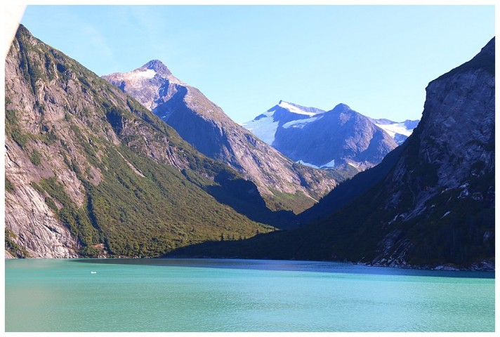 One of many magnificent valleys that terminate in Tracy Arm