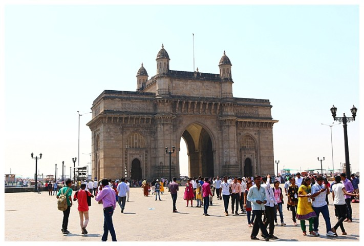 The Gateway to India'