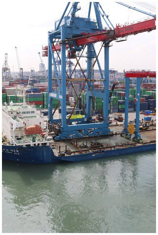 "Another of the Heavy-Lift ship, the ""Dongbang 2"", (No, it really is!!"